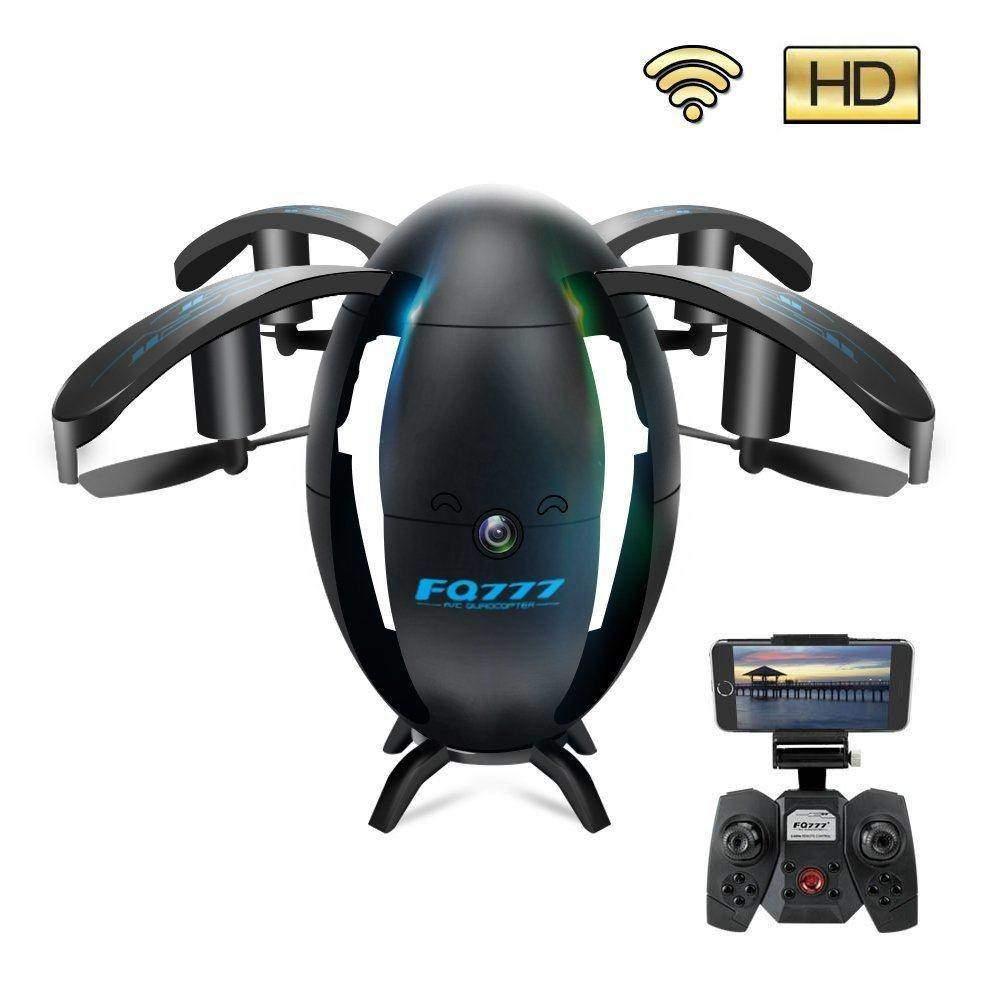 ScharkSpark Flying Egg Drone